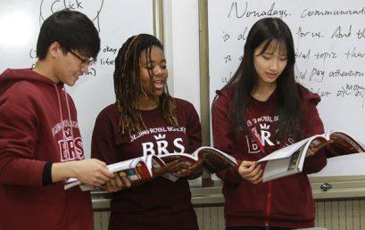 北京王府学校:一个与国际接轨的教育学府