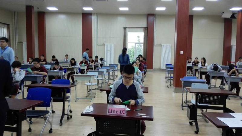Grade 7&8 Students Attend International Mathematics Contest