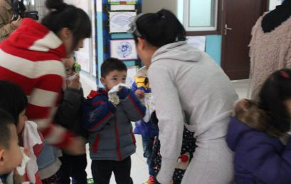 Beijing Royal Kindergarten –Fire Prevention is taking action