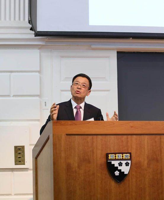 【广发声音】在百年哈佛讨论中国教育——北京王府学校校长王广发受邀出席哈佛中国教育论坛