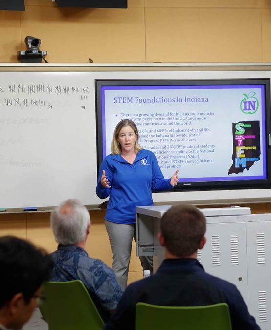 美国STEM+专家相聚王府 与王府老师共话创新教育实践成果