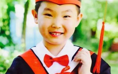 Fly Away, Little Eagle! – A Letter From 1(6) Wu Guoxuan's Parents.