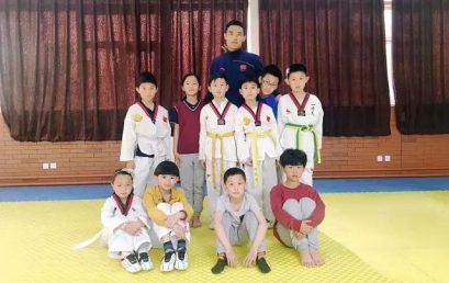 【精彩素质课】跆拳道,技术与精神的双重成长