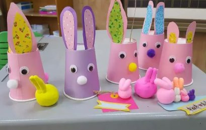 A Creative Craft Class for Grade 2 Class 4 to Celebrate the Mid-Autumn Festival