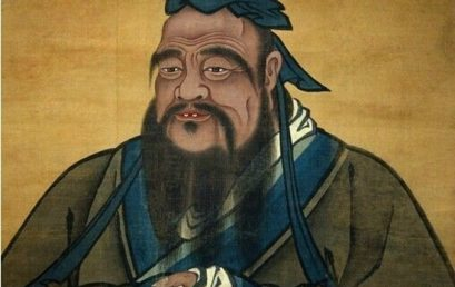 "Commemoration of Confucius's 2568th Birthday丨""Meet with Confucius"" – keynote lecture of Junior High School of RFLS"