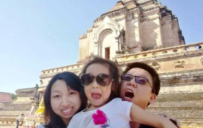 Helping to Make the Best Version of Yourself – A Letter from Zheng Yanxi's Mother