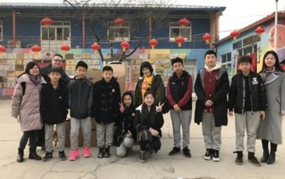"""""""Warm Project"""" in a Warm Holiday–from Foreign Teachers at BRFLS"""