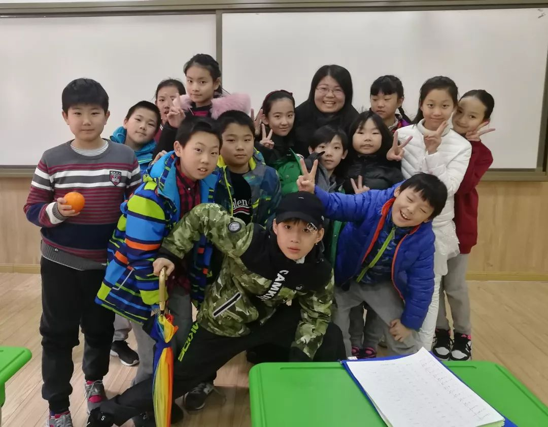 2018 GESE English Winter Camp Has a Perfect Ending