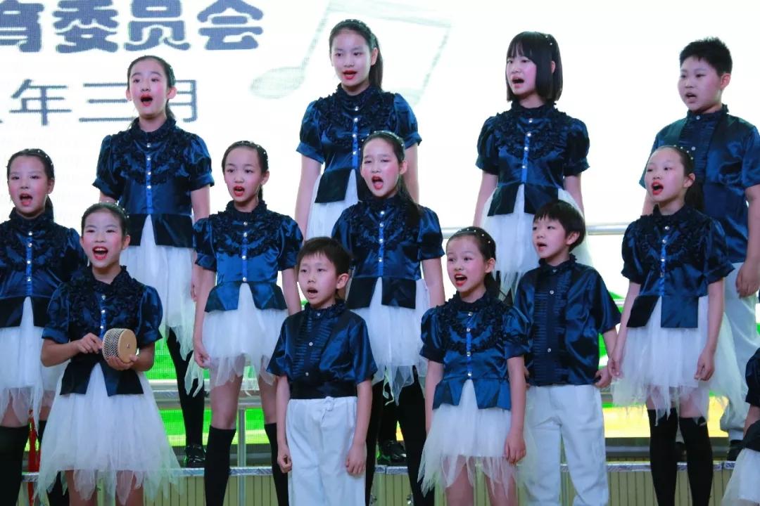 """""""倾听童年的声音""""——第21届昌平区艺术节合唱比赛"""