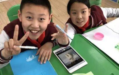 外教创新英语课堂,从使用iPad开始