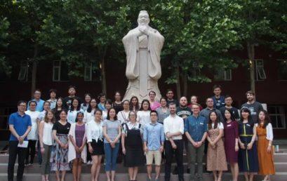 BRFLS English Teachers Take Oxford University Press Professional Training