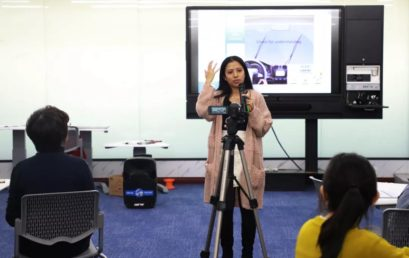 A Seminar about Growth Mindset Held for BRS teachers