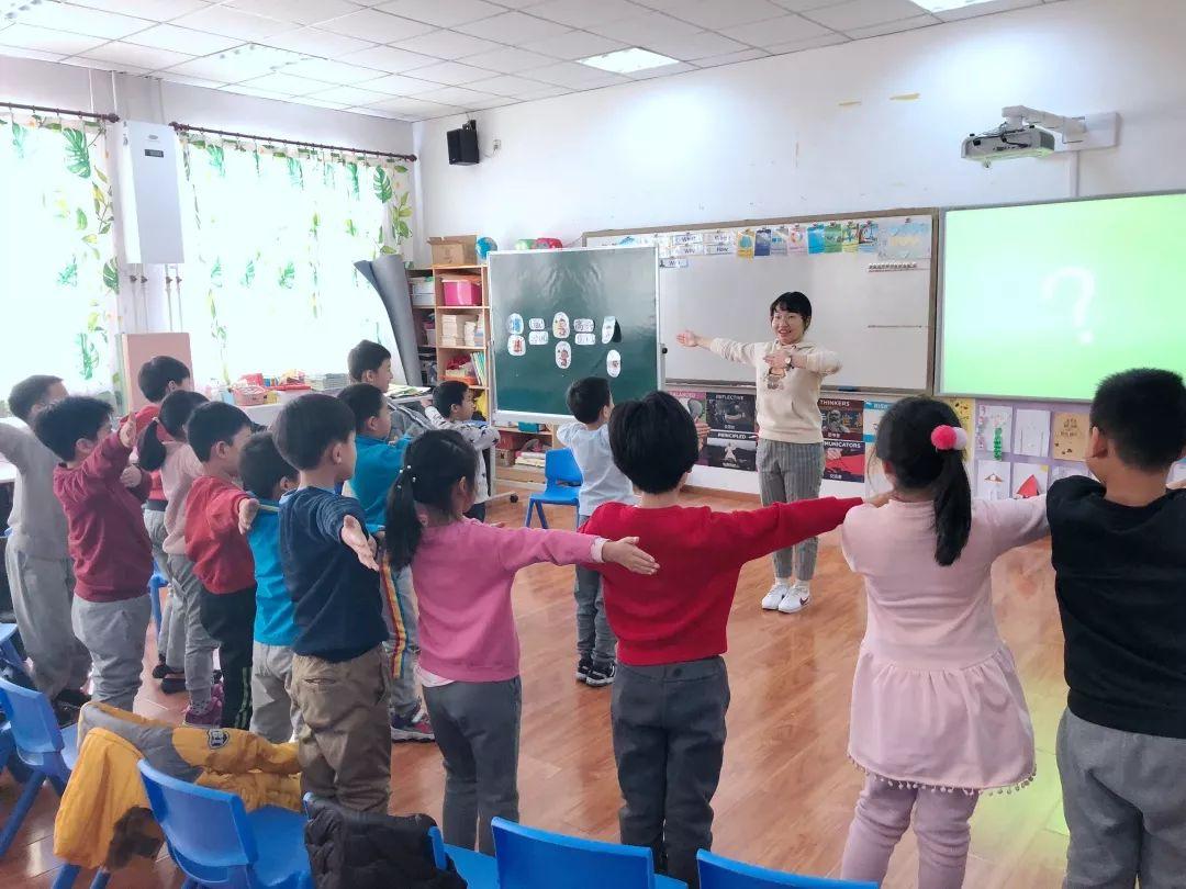 用绘本串起教学知识点|幼儿园与小学部PYP教研活动