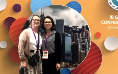 IB Asia Pacific World Conference 2019│小学部PYP走入2019 IB 亚太会议