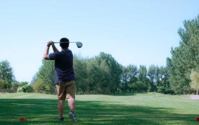 首届王府杯高尔夫球比赛开赛