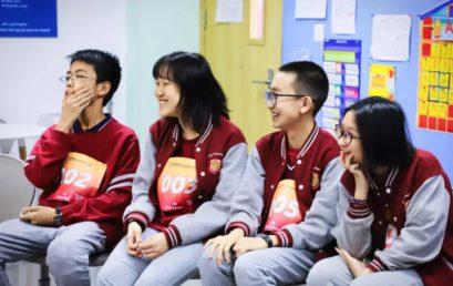 赢了!SPBCN 春季积分团体赛上演绝地反击 王府初中部获北京站总冠军