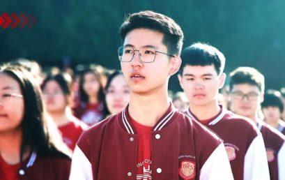 BRS 2019-2020 School Year Matriculation Ceremony
