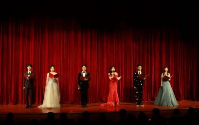 年度盛宴 | 北京王府学校2020同心同行元旦晚会隆重上演