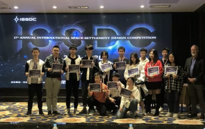 BRS Students Attend Chinese National Finals of International Space Settlement Design Competition (ISSDC)