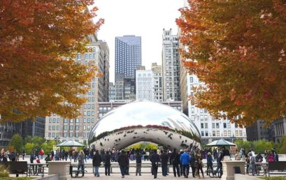 BRS IB Visual Arts Students on An Art Journey to The Anish Kapoor's Exhibition