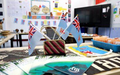 心有多近,世界就有多近|双语部首届国际节日游园日