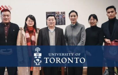 BRS Hosted Admissions Officers from the University of Toronto for A Counseling and Public Information Session