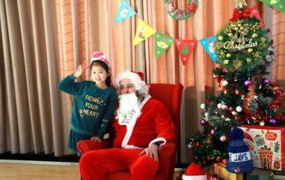 爱、感恩、快乐、分享|双语部圣诞主题活动