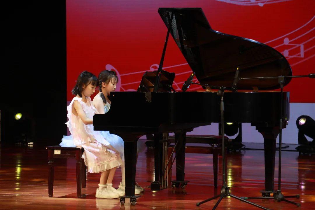 钢琴演奏会|王府琴童奏响夏之韵